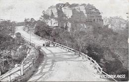 1911 -  Mt VICTORIA PASS - Australia