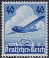 Deutsches Reich   .    Michel   .    603       .     **     .      Postfrisch   .   /   .   MNH - Allemagne