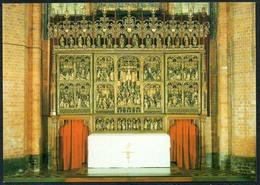 D0911 - TOP Güstrow Pfarrkirche Altar - Bild Und Heimat Reichenbach - Guestrow