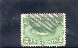 TERRE-NUEVE 1880 O - Newfoundland