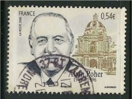 2006 Yt 3994 (o) Alain Poher 1909-1996 - France