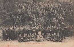 CPA Consolation - Retraite De La Classe 1905 (très Belle Scène) - Autres Communes