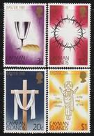 CAIMANES - N°470/3 **  (1981) Pâques - Iles Caïmans