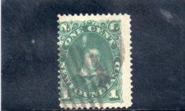 TERRE-NUEVE 1887 O - Newfoundland