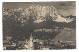 1935 - GADERTAL VAL BADIA BOLZANO ST LEONHARD IN ABTEI 1923 - Bolzano (Bozen)