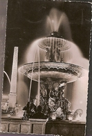 France & Paris La Nuit, P. Concorde, Les Fontaines Et L'Obelisque, Heptédrine, Neully-Sur-Seine, Lisboa 1952 (99) - Monuments