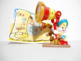 Kinder Baby Looney Tunes Pirati TT 2-3 + Bpz - Figuren