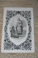 Doodsprentje 1858 Gent Piers De Raveschoot - Religion &  Esoterik