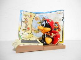 Kinder Baby Looney Tunes Pirati TT 2-2 + Bpz - Figuren