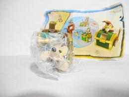Kinder Baby Looney Tunes Pirati TT 2-7 + Bpz - Figuren