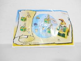 Kinder Baby Looney Tunes Pirati Bpz TT 2-7 - Figuren