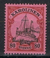 Duits Carolinen Y/T 15 (**) - Colony: Kiauchau