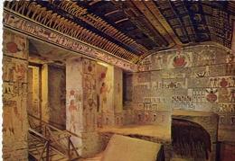 Luxor - Vallee Des Rois - Tombe E Ramses VI - Formato Grande Viaggiata – E 14 - Musei