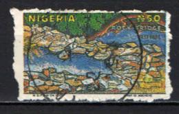 NIGERIA - 1990 - Rock Bridge - USATO - Nigeria (1961-...)