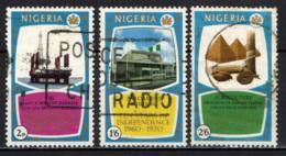 NIGERIA - 1970 - Ten Years Of Independence - USATI - Nigeria (1961-...)