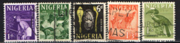 NIGERIA - 1961 - SVILUPPO DELLA NIGERIA - USATI - Nigeria (1961-...)