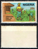 "NIGERIA - 1978 - ""Operation Feed The Nation"" - MNH - Nigeria (1961-...)"