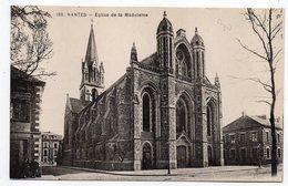 NANTES-- église  De La Madeleine - Nantes