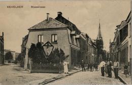 Kevelaer   Maasstrasse    Um 1910 - Kevelaer