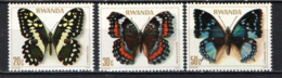 RWANDA - 1979 - FARFALLE - BUTTERFLIES - MNH - Rwanda