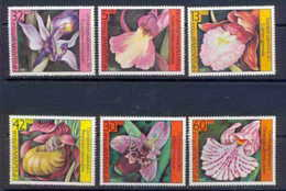Bulgarie (Bulgaria) MNH ** 176 N° 2987 / 2992 Orchidées Orchids Fleurs (fleur Flower Flowers) - Orchidées