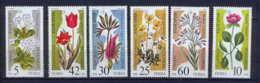 Bulgarie (Bulgaria) MNH ** 209 N° 3229 A/f Fleurs (fleur Flower Flowers) Menacee D Extinction En 1989 COTE 5 - Végétaux