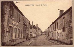 (77) - FERROTTES - ROUTE DE VOULX - ETAT NEUF - France