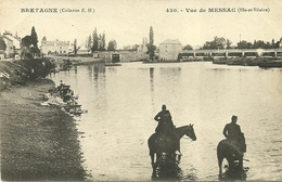 MESSAC  --  Lvue De M.                                            --Hamonic 430 - France