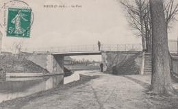 ROEUX  62 ( LE PONT  ) - France
