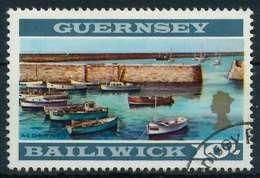 GUERNSEY 1969 Nr 22B Gestempelt X871306 - Guernesey