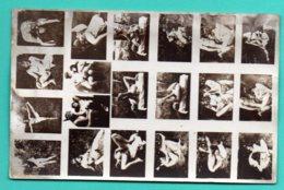 OLD Heavy Erotic Photo Postcard 106 - Altri