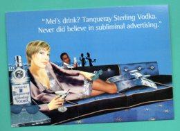 WOMEN Advertising POSTCARD 90 - Pubblicitari