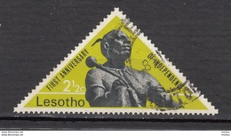 ##1, Lesotho, Triangle, Boucle D'oreille, Earing, Indépendance, Independence - Lesotho (1966-...)