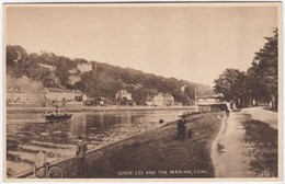 CORK , Ireland , 00-10s ; River Lee & The Marina - Cork