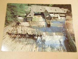 Postcard Ukraine 1984. Transcarpathia. Intermountain. Museum - Museum