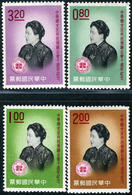 TAIWAN China #1311-14  MINT HINGED   Issue Of  1961 - 1945-... Republic Of China