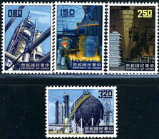 TAIWAN China #1327-30  MINT HINGED   Issue Of  1961 - 1945-... Republic Of China