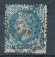N°29 AMBULANT - 1863-1870 Napoléon III. Laure