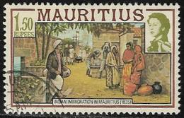 Mauritius SG542A 1978 Definitive 1r.50 Good/fine Used [40/32928/1D] - Mauritius (1968-...)