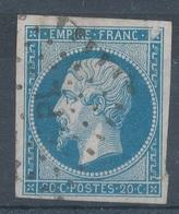 N°14 AMBULANT - 1853-1860 Napoleone III