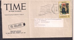 Nouvelle Hebrides - 1979 - Lettre - Briefe U. Dokumente