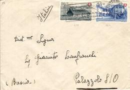 (St.Post.).Svizzera.Lettera Per Palazzolo Del 8 Lug 1948 (256-15) - Schweiz