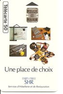 * En896 ¤ SHR - Une Place De Choix - 775ex - TTBE - Francia