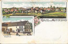 Gruss Aus MUTTERSCHIED - Duitsland