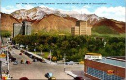 Utah Ogden City Park 1944 - Ogden