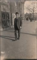 ! 1918 Fotokarte, Photo, Autograph, L.A.S. Bremen, Lorenz Hagenbeck, Zirkusdirektor, Circus, Hamburg Tierpark, Zoo - Autografi