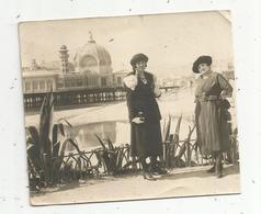 Photographie , Femmes,lieu à Identifier,  105 X 90 Mm , 1921 - Personnes Anonymes