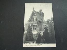 Belgique  België ( 1919 )   Heide - Calmpthout   Kalmthout  Villa  Cirta - Kalmthout