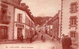 29 - PONT-AVEN - 83 - Rue De Concarneau - Pont Aven
