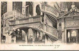 75 LES EGLISES DE PARIS N° 86 SAINT-ETIENNE-DU-MONT  LE JUBE - Churches
